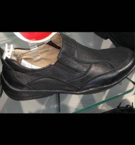 Продам школьные ботинки на мальчика