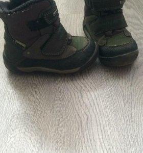 Ботинки р 23