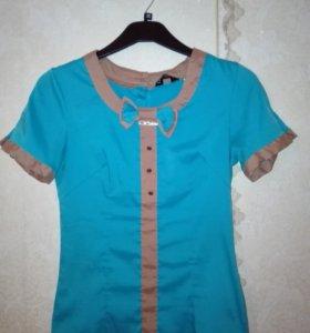 Рубашка новая xs-s