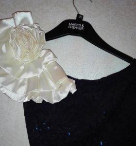 Платье вечернее S