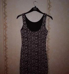 Платье коктельное xs