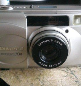 Фотоаппарат Olympus G70