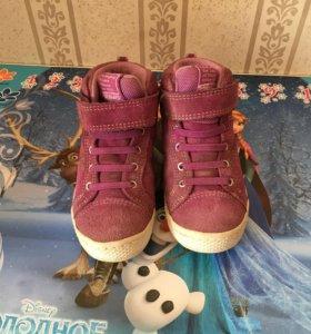 Зимние ботинки Viking 25 р