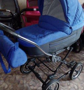 Классическая модульная коляска Roan Marita 2 в 1