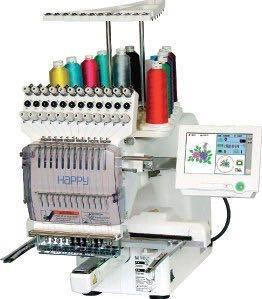 Вышивальная машина Happy HCS2-1201-30 (Япония)