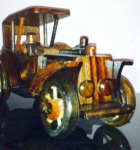 Авто ретро модель