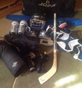 Хоккейная амуниция