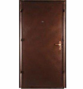 Металлическая дверь Техно-1