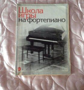 Школа игры на фортепиано Николаева