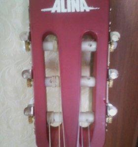 """Гитара """"ALINA"""""""