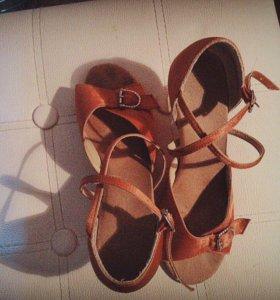 туфли бальные (латина)+торг уместен юниоры 1