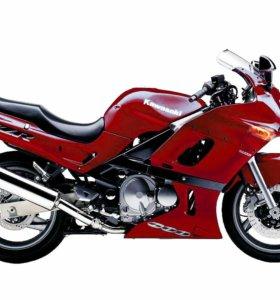 Запчасти Kawasaki ZZR400 \ 600