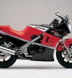 Запчасти Kawasaki GPZ400 \ 600 \ ZL400 \ 600