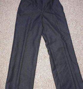 Черные школьные брюки 122 рост