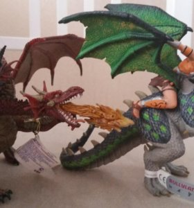 Фигурки драконов новые!!!