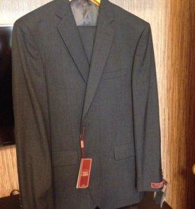 Новый мужской костюм 52 размер