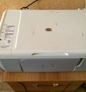 Принтер hp deskjet f2290 all-in-one