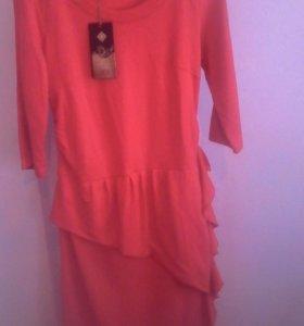 Новое платье, размер L