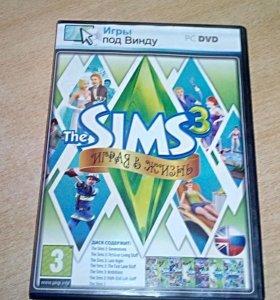 The sims 3 играя в жизнь