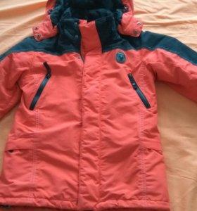 Курточка на  7-9лет