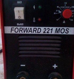 Сварочный аппарат (220В) FORWARD 221 MOS