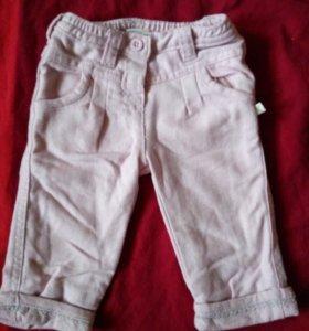 Утепленные брюки канз