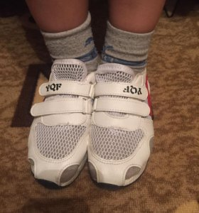 Кроссовки-сандалии