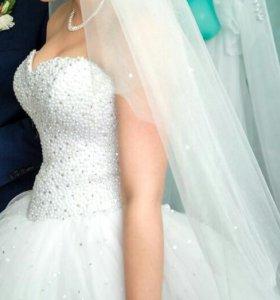 Свадебное платье, новейшее