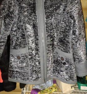 Куртка-кофта 44-46