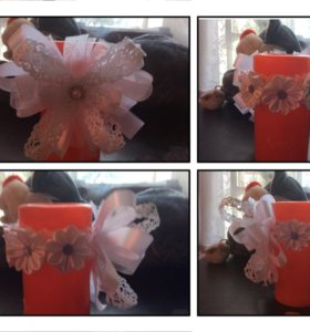Резинка на кулю в любом цвете