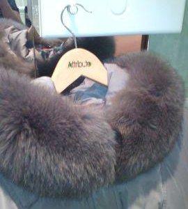Зимняя куртка р.56-58