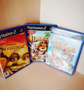 Лицензионные Диски для Playstation2 ЦЕНА СНИЖЕНА!!