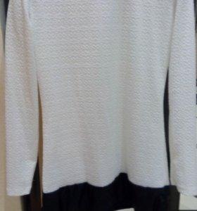 Новое платье- туника р.42