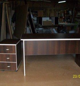 Письменный стол+тумба