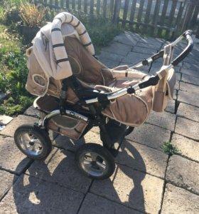 Детская коляска X-trail