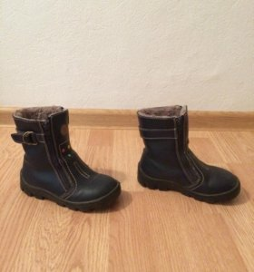 Зимние ботинки р-р 27