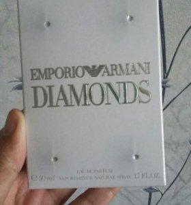 """Продам парфюм """"DIAMONDS"""""""