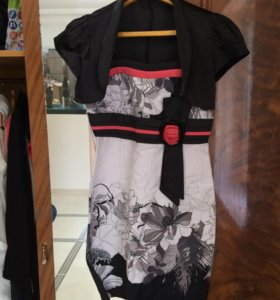 Платье с балеро 44-46 р