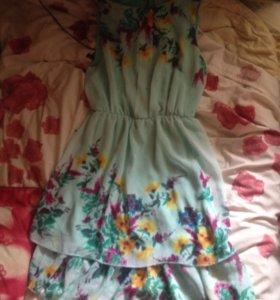Платье,размер S