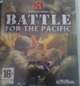 Диск PS3 Battle for the pacific
