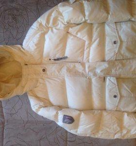 Женская куртка-пуховик outventure