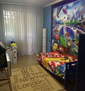 Квартира четырёхкомнатная