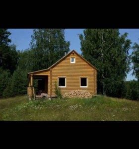 Сдам дом коттедж в Карелии на берегу озера