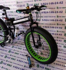 Велосипед Фэтбайк HAMMER