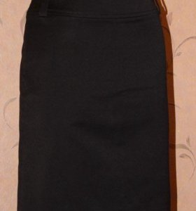 Чёрная юбка