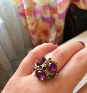 Набор кольцо + колье