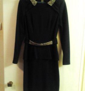 Платье фирм.размер 44