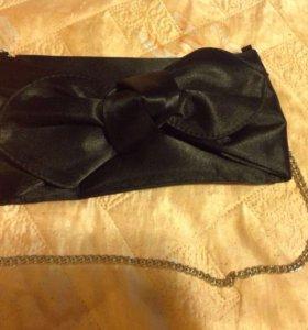 Новая сумочка-клач