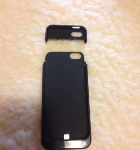 Power case Чехол аккумулятор iPhone 5,5s , 4200