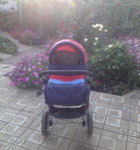 Детская коляска-трансформер в отличном состоянии